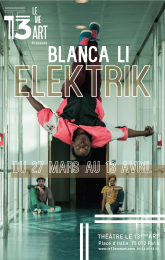 Elektrik - Blanca Li