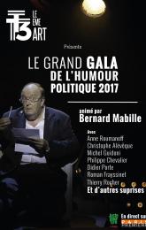 Gala Politique au théâtre de la Tour Eiffel
