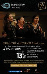 Le Pari(s) des Cultures - Jazz Fusion Orientale